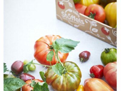 Zeg niet zomaar tomaat tegen een Stoffels tomaat